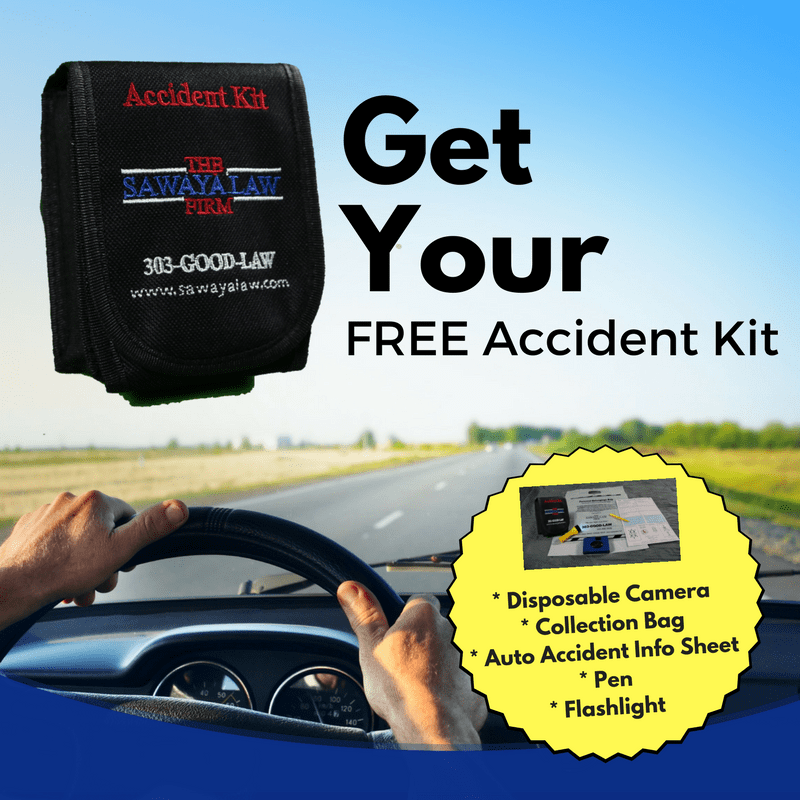 Free Auto Accident Recovery Kit