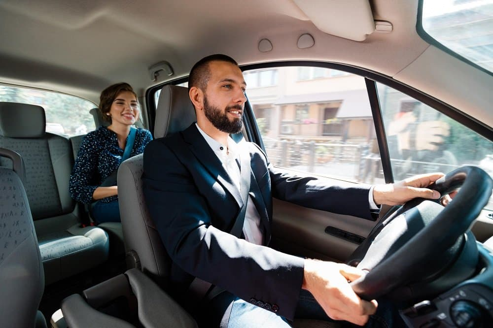 What Happens If I Am in an Accident with an Lyft or Uber Driver?