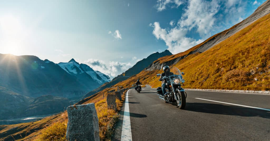 Top 5 Roads for Motorcyclists in Colorado, Mount Evans Scenic and Historic Byway
